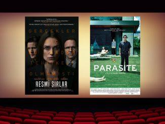Film Tanıtımı - Resmi Sırlar - Parazit