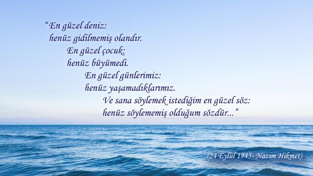 En Güzel Deniz